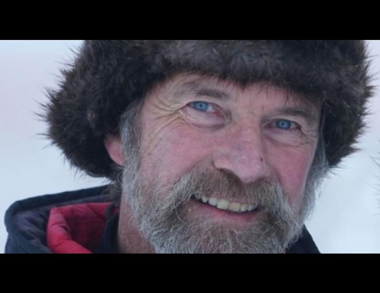 Konrad Steffen, who recently died in a crevasse fall on the Greenland ice sheet. Photo courtesy Urs Obrist.