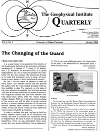 The Changing of the Guard article