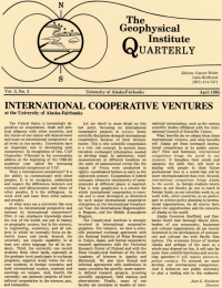 International Cooperative Ventures
