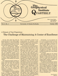 The Challenge of Maintaining A Center of Excellence article