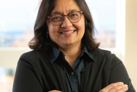 UAF Professor Uma Bhatt has recently been elected as an American Meteorological Society Fellow
